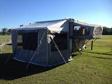 jayco eagle camper trailer hire Mullumbimby Byron Area Preview
