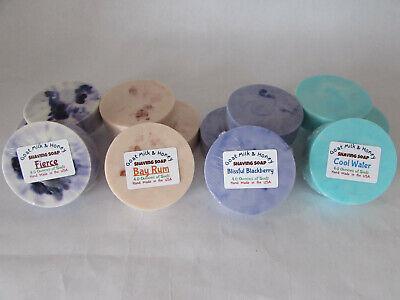 Moisture Soap Fragrance (Handmade Moisturizing Goat Milk & Honey Bar Shave Soap U Choose Fragrance 3