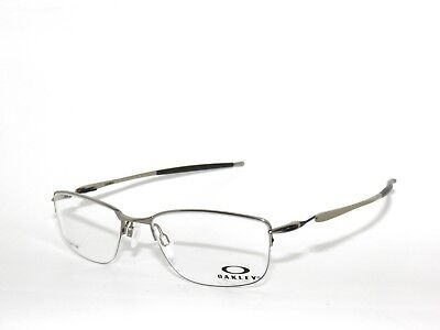Oakley Lizard 2 5120-04 54 Chrome Eyeglasses Clearance