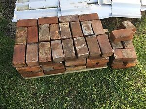 80 Pre-loved Brick Pavers + spares Mayfield East Newcastle Area Preview
