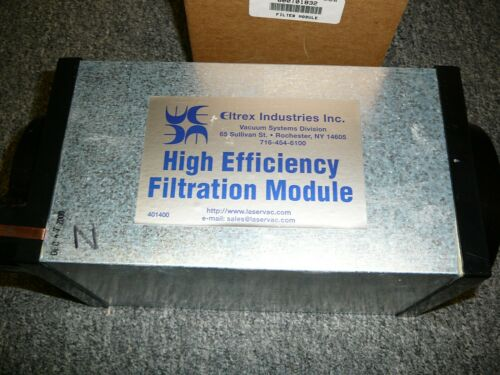 Xerox  600t01832 LaserVac and other High Efficiency HEPA Filtration Module ESD