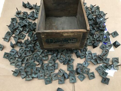 Antique Hammered Decorative upholsertry,doors,Furniture,Roof Anchors/Nails (LOT