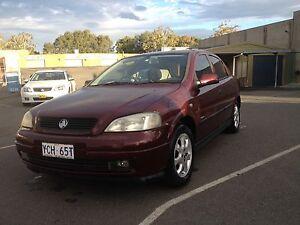 2002 Holden Astra Hatchback Mitchell Gungahlin Area Preview