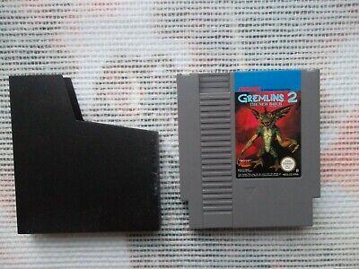 Jeu Nintendo / Nes Game Gremlins 2 PAL retrogame genuine original*