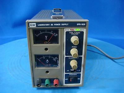 Instek Gpr-1830 Dc Power Supply