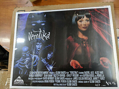 VEROTIKA - Throwback 70's Style LOBBY CARDS LTD Edition 1-666 Danzig Horror