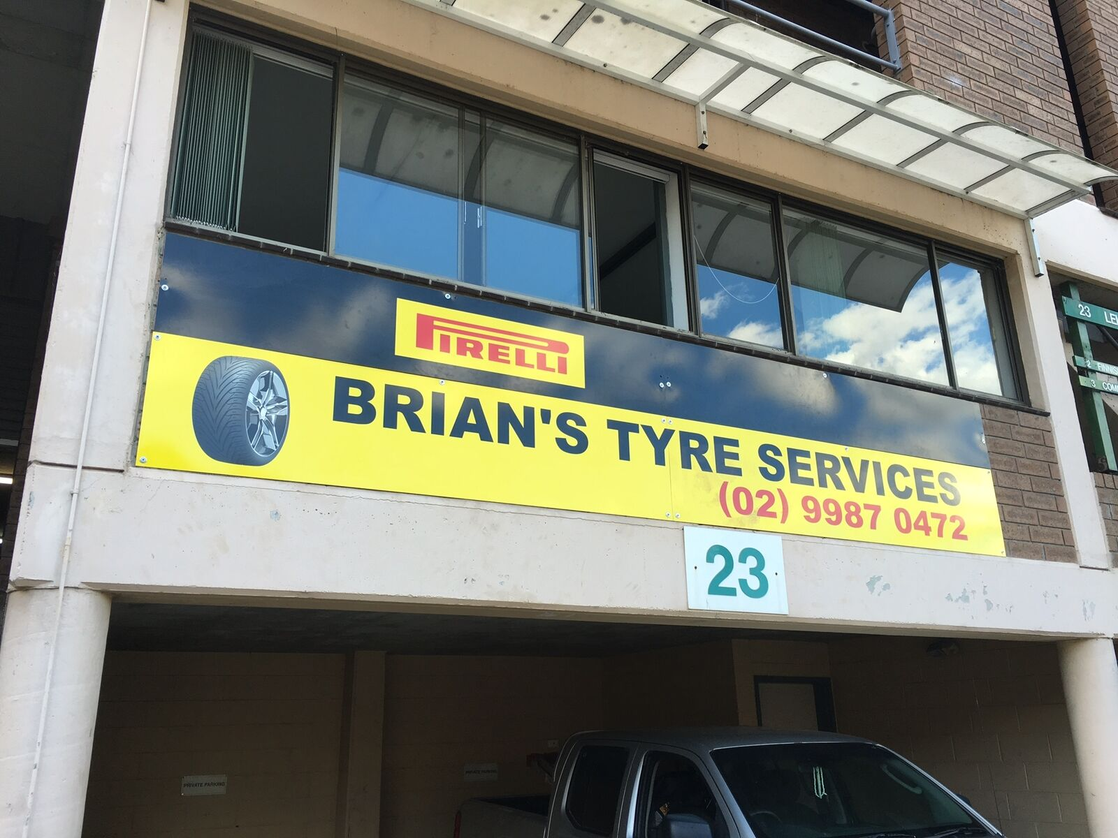 Brian's Tyre Services
