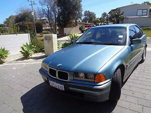 1994 BMW 320i 206000 km. leather seats,sunroof,regular service... Mullaloo Joondalup Area Preview