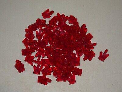 Lego : lot de 250 Rock 1 x 1 Crystal 5 Point 29377