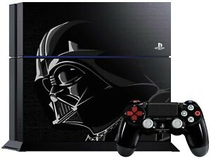 Sony Play Station 4, Limited Star Wars Edition, 2TB Drive