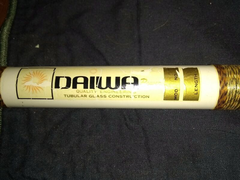 Diawa ocean rod, great condition, 9