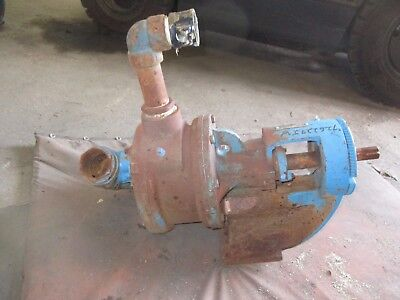 Viking L124a Iron Pump 726227jw Sn11442322 Relief Valve Is Broke Used