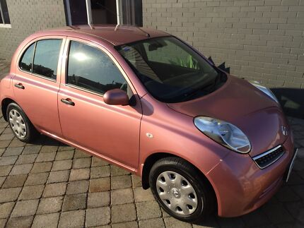 Nissan micra 2008 53,765kms Inglewood Stirling Area Preview
