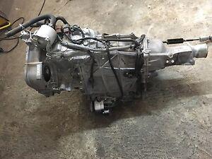 2012 Subaru XV auto gearbox CVT G4X Leederville Vincent Area Preview