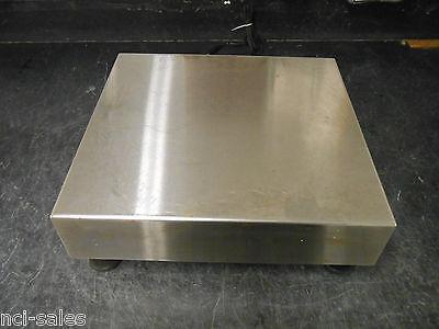 Mettler Toledo Model 1997 Bench Top Scale 60kg Max. Capacity