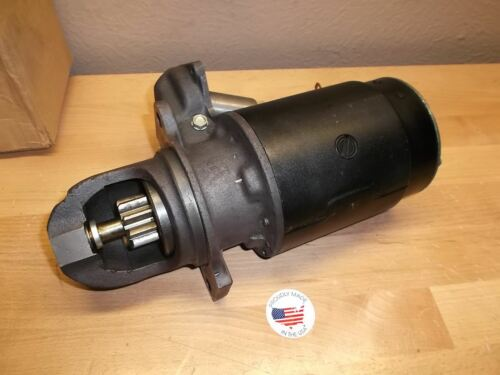 HYSTER LIFT TRUCK RE-MANUFACTURED STARTER DELCO REMY 1998265 1998270 4383 USA