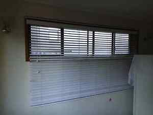 White venetian blinds Noosa Heads Noosa Area Preview