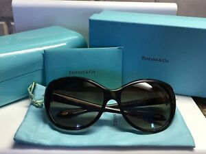 Authentic Tiffany Sunglasses TF 4048-B, excellent condition
