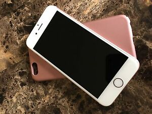Iphone 6s Rose Gold like new!