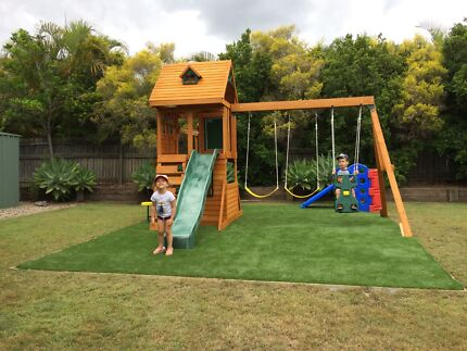 Cubbyhouse Playground fake grass - per square meter cost