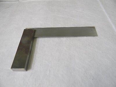 Starrett Master Steel Precision Square 6 Blade Length 4-516 Beam Length 50134