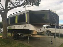 2015 Jayco swan outback Queanbeyan Queanbeyan Area Preview