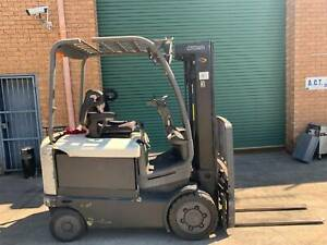 Forklift - Crown Electric Kings Park Blacktown Area Preview