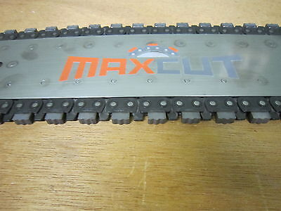 15 Diamond Chain W 15 Guide Bar - Fits Ics 880f4 Hydraulic Concrete Chainsaw