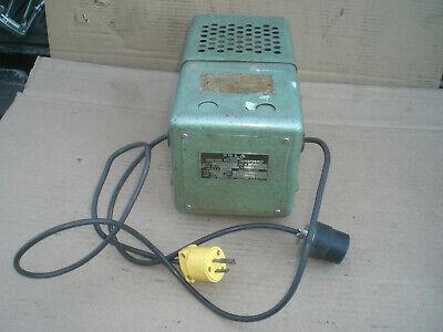 Sola Constant Voltage Transformer Harmonic Neutralized 250va 120v