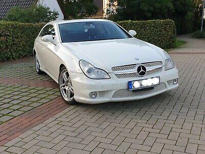 Mercedes Benz CLS 500 V8 Avantgarde, 387 PS, AMG Paket, Scheckheft, nur 49700 KM