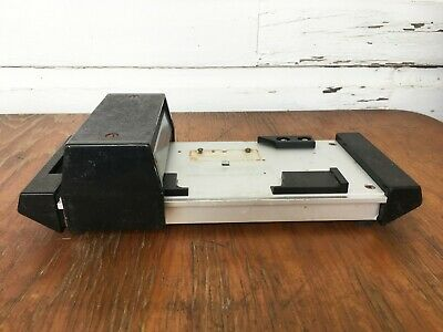 Bartizan Manual Credit Card Imprinter Slider Used
