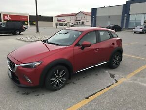 2016 Mazda CX-3 GT - Tech Package