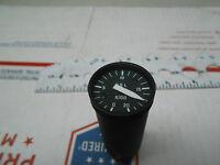 "NAPCC F19268 94026I-2 AIRCRAFT 26V 400Hz 1W ELAPSED TIME INDICATOR 3//4/""  BOX#44"