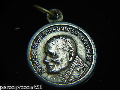 Jolie Antique Medal, Joannes Paulus II Pontifex Maximus