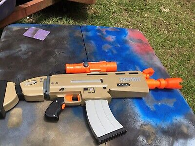 modified Nerf Fortnite AR