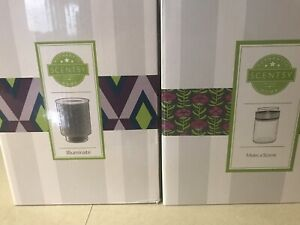 2 brand new in box Scentsy warmers