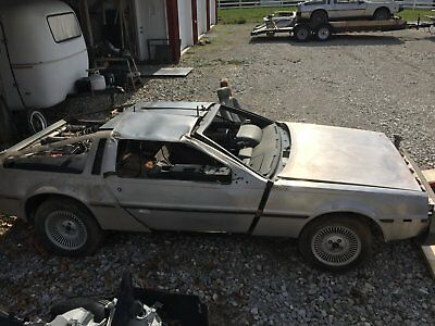 1982 DeLorean DMC12  1982 Delorean DMC12