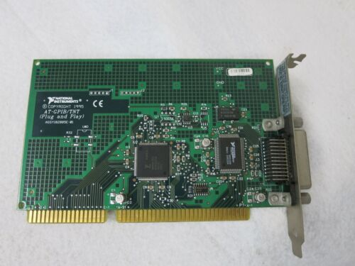 National Instruments NI AT-GPIB / TNT IEEE-488.2 ISA Interface Card 182885-01