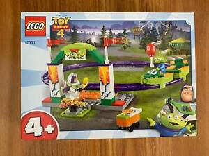 Toy Story 4 LEGO: Carnival Thrill Coaster (Juniors) - NEW, UNOPENED