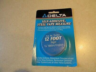Deltabiesemeyer 79-064 12 Rh Tape 34 Menglish Markings