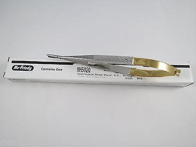 Hu Friedy Castroviejo Needle Holder Straight Perma Sharp 5.5 14 Cm Nh5020