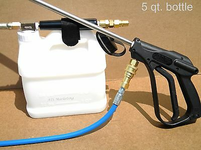 Carpet Cleaning - High Pressure Inline Sprayer