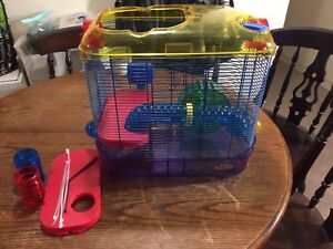 critter trail animal cage