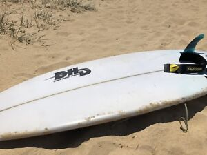 "Wanted: DHD 5""5 surfboard"