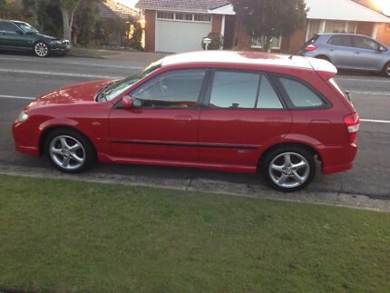 2001 Mazda 323 Hatchback Adamstown Heights Newcastle Area Preview