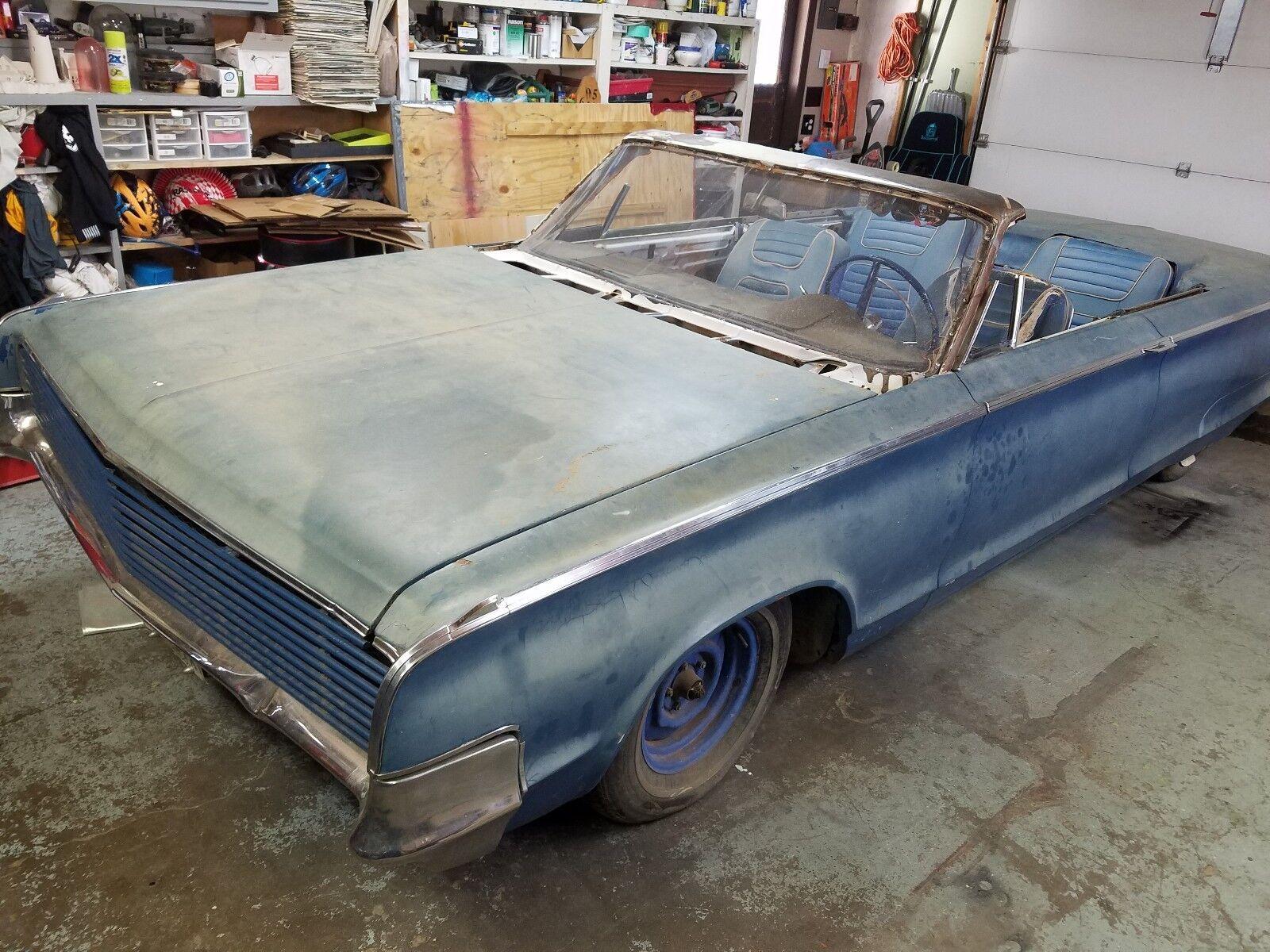 1965 Chrysler 300 Series  Rebuilt 383 Engine and Transmission