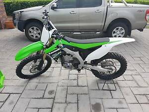 2013 KX450F Plus extras Chermside Brisbane North East Preview
