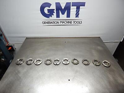 10 Cincinnati Monoset Tool Cutter Grinder Workhead Index Plates Gmt-1886