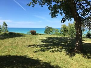 Lakefront Building lot for sale in Bayfield, ON