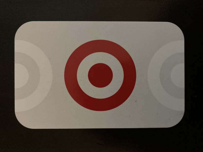 $49.36 Target Gift Card - NEW - Free Shipping!